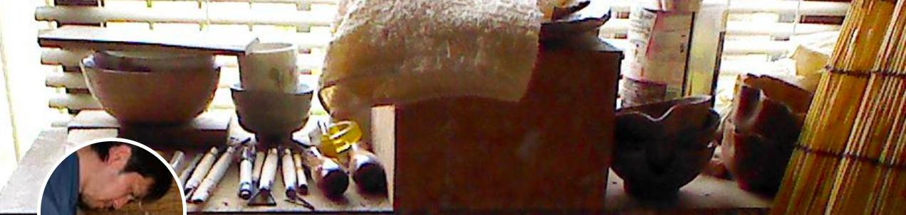 陶芸ブログ 陶芸体験なら埼玉県熊谷市にある陶芸教室 陶八さんの前略行雲より
