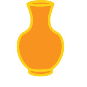 陶芸の花器